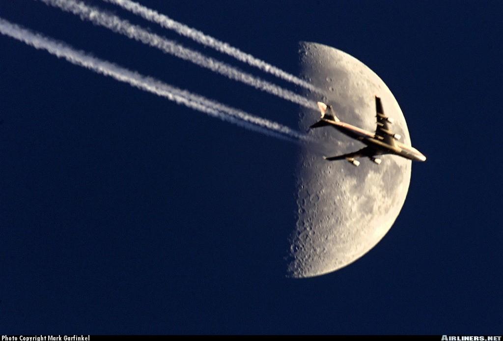 Moon-Plane
